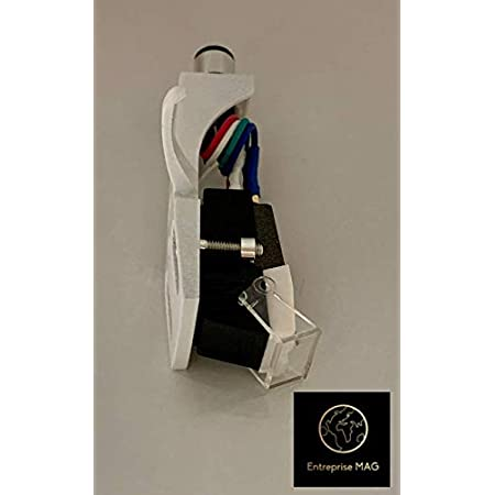 TTx1 TT1 TT1600 TT2 TT usb NEW Silver Cartridge Headshell for Numark TTi