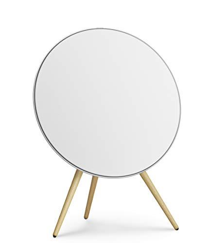Diffusore Beoplay A9 4A Generazione Bang & Olufsen – Un Inconfondibile Diffusore Wireless, Bianco