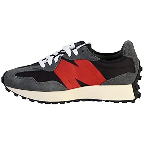 New Balance Herren 327 Joggingschuhe Sneaker Grau 42 EU