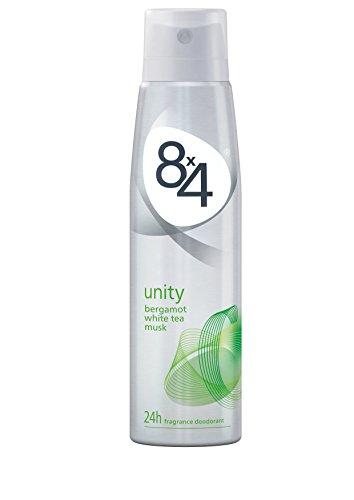 8x4 Spray Unity, aluminiumfrei, 3er Pack (3 x 150 ml)