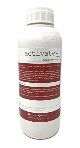 Agrigem ACTIVATE G HERBICIDE WEEDKILLER ENHANCER MAKES IT WORK 25-30% MORE...