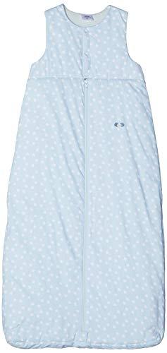 Twins Unisex Baby Schlafsack ärmellos mit Sterne Print, Blau (Omphalodes 13-4200), 92 (Herstellergröße: 90)