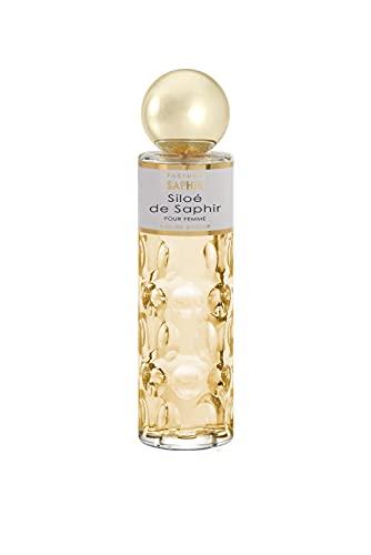 SAPHIR Parfums - Siloé - Eau de Parfum - Mujer - 200 ml