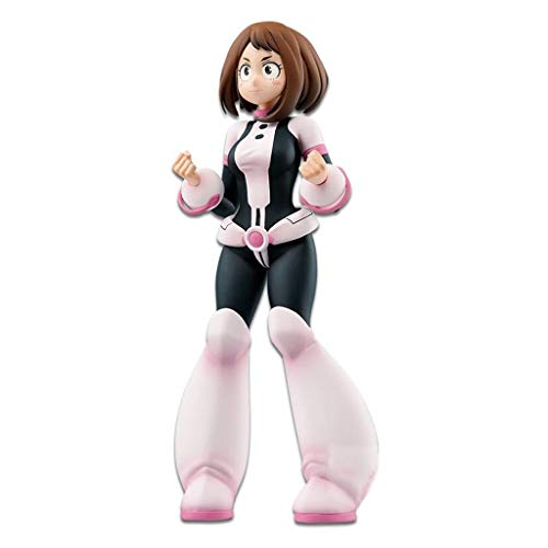 Luckly77 Ochaco Action Figure My Hero Academia Decu-figuur, de Amazing Heroes Vol.1