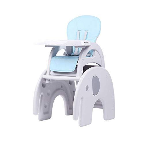 Kylin-aq Chaise haute 3 en 1 for bébé, chaise haute, siège de salle à manger for enfant, chaise for tout-petit et rehausseur
