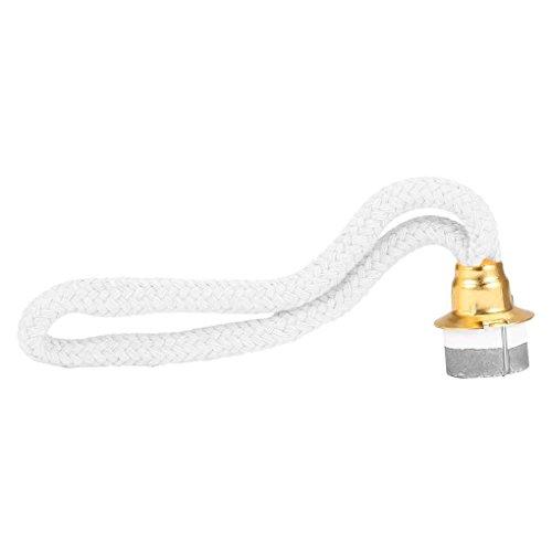 heacker Profumo Sostituzione Oil Lamp Wick Large Size per catalitica Burner diffusore di aromaterapia