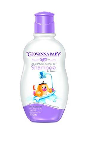 Shampoo 200Ml, Giby, Roxo