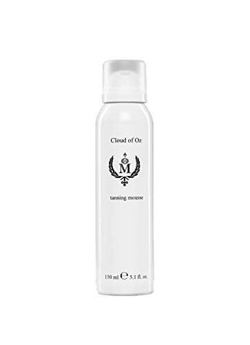 Cloud of Oz Natural Tanning Mousse 125 ml