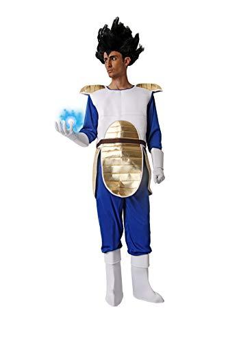 Costumizate! Disfraz de Principe galactico Adulto Especial para Fiestas de Disfraces y Carnaval Talla Unica