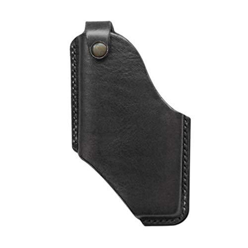 Bulary Leder Handy Holster, Handy Gürtel Clip Holster Leder, Smartphone Gürtel Tasche Taschenhalter Geldbörse, Tragbare Handy Tasche Brieftasche Für Männer