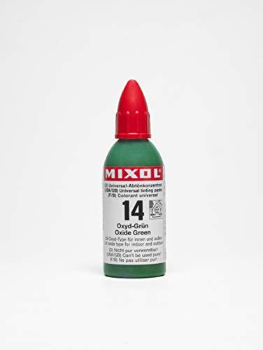 20ml MIXOL Universal-Abtönkonzentrat # 14 Oxyd-Grün