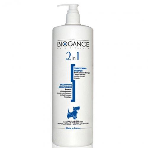 Biogance 2in1 Hundeshampoo 1L