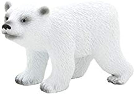 Animals & Dinosaurs Animal Planet By Mojo Polar Bear Cub Sitting Kids Toy Figure **free Delivery**