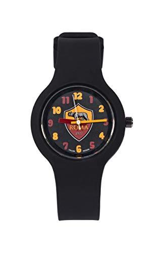 AS Roma One Kids - Reloj de Pulsera Unisex para niños, Unisex niños, P-Rn430Kn2, Negro, Talla única