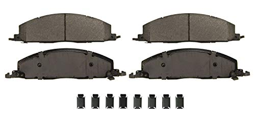 Wagner SevereDuty SX1400 Semi-Metallic Disc Brake Pad Set