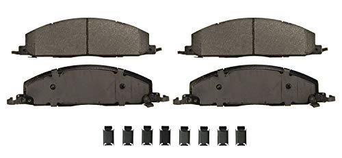 Wagner SevereDuty SX1400 Semi-Metallic Brake Pads | Amazon