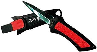 Epsealon Taki Dagger Dive Knife - Spearfishing Blade, Case and Arm Strap
