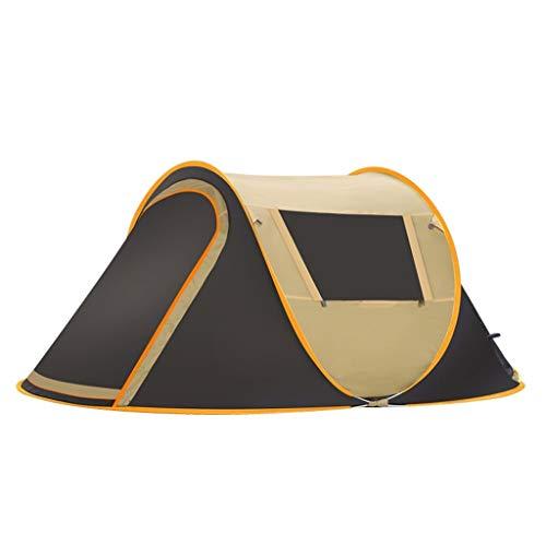 Utilisation multiple Sports de plein air Tente de protection solaire anti-pluie extérieure imperméable et respirante automatique Vitesse ouverte coupe-vent Camping Camping Pliable Équipement d'extérie