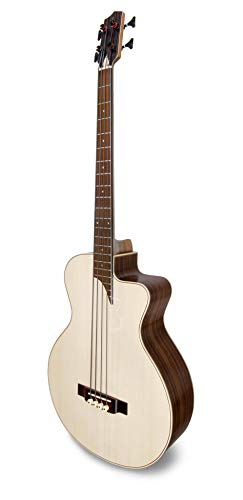 APC Instruments BG Luthier MX CW (mit Koffer) Bass Gitarre