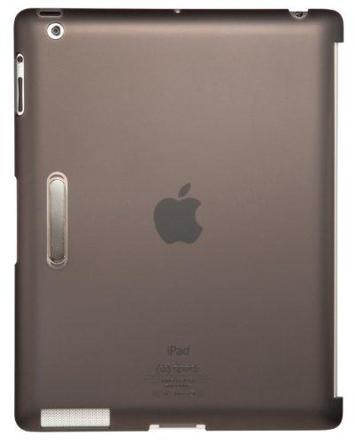 Speck SmartShell - Funda para Apple iPad 3 (Resistente a rayones), Negro