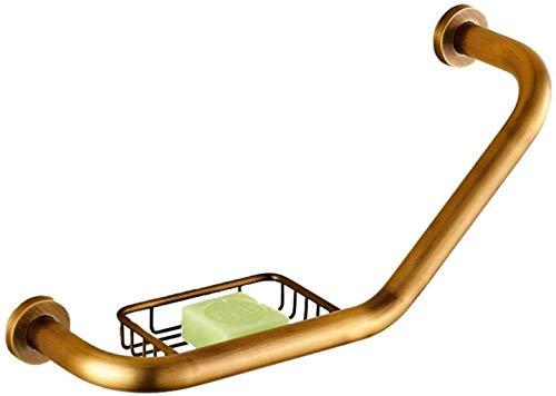 XIAOCHUN Barra de seguridad para colgar en la pared, toallero, mango, riel con soporte para jabón, inodoro, bañera, ancianos con discapacidades, mango de baño (color: #2)