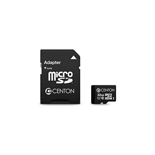 Centon Electronics 32GB Class 10 Micro SDHC Memory Card (S1-MSDHU1-32G)