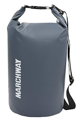 MARCHWAY Floating Waterproof Dry Bag Backpack