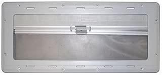 Autocaravana Accesorios incluidos Vidrio de recambio 1268x484 para ventana Seitz 1300x550 Color: Gris