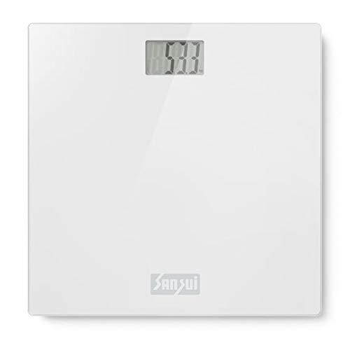 Sansui Digital Personal Human Body Weighing Scale, Bathroom...