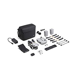 DJI Air 2S Fly More Combo - Drone UAV with 3-Axis Gimbal Camera, 5.4K Video, 1-Inch CMOS Sensor, 4 Directions of Obstacle Sensing, 31min Flight Time, Max 12km Video Transmission (FCC), MasterShots (B08YR48SZ1)   Amazon price tracker / tracking, Amazon price history charts, Amazon price watches, Amazon price drop alerts