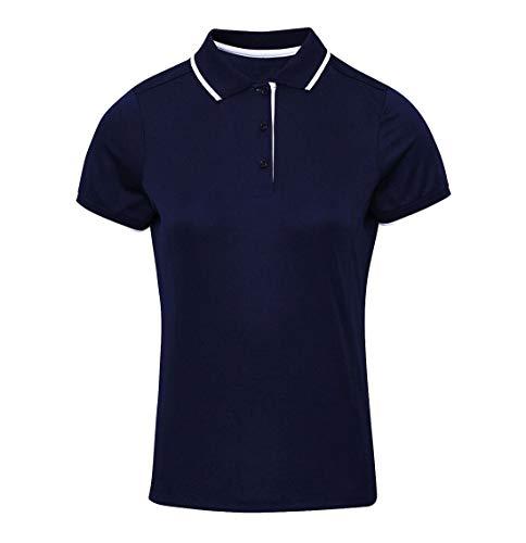 Camiseta de Manga Corta para Mujer, Cuello con Cuello Redondo, Casual, para Fiesta, Estilo Casual