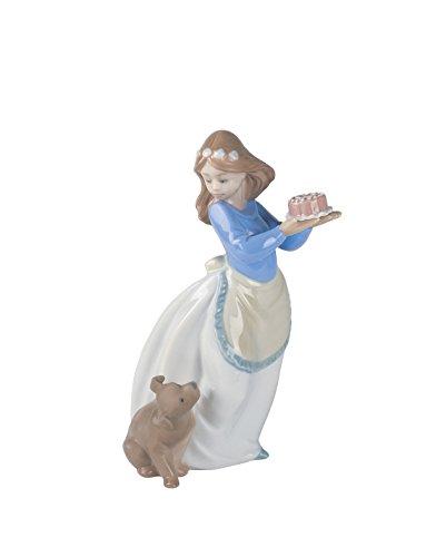 Figura Nao cachorro de cumpleaños (figura decorativa)