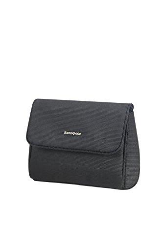 SAMSONITE Cosmix - Flip Pouch Trousse de toilette, 17 cm, Noir (Noir)