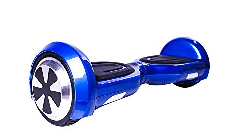 Lowest Price! Hovers Hoverboard Skateboard Bots Blue Safe Smart Two Wheel Alien Self Balancing Elect...