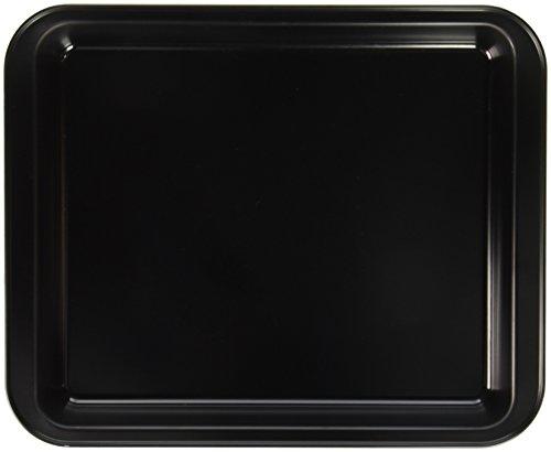 Kaiser Delicious Bandeja Rectangular para Horno, Metal, Negro, 33 x 27 x...