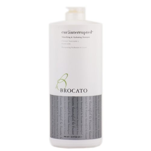 Brocato Curlinterrupted Smoothing & Hydrating Shampoo(32 oz)
