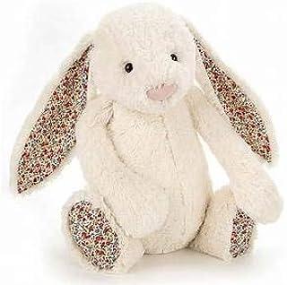 JellyCat Baby cuddly Blossom Cream Bunny Huge BLH2CB