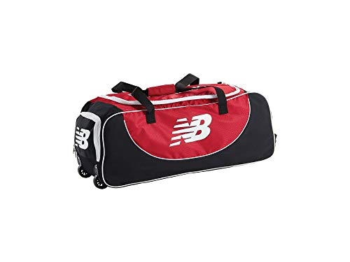 New Balance Herren TC 560 Cricket Wheelie Bag Tasche, rot, OSZ