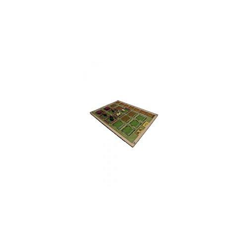 e-Raptor ERA93618 - Kartenspiele, Board Game Organizer, Agricola