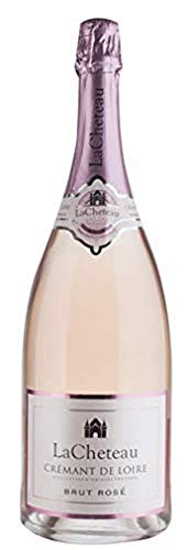 LACHETEAU Crémant de Loire Rose 1.5 L