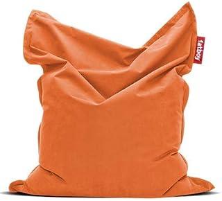 Fatboy The Original Stonewashed (100% Coton) Pouf (Orange)