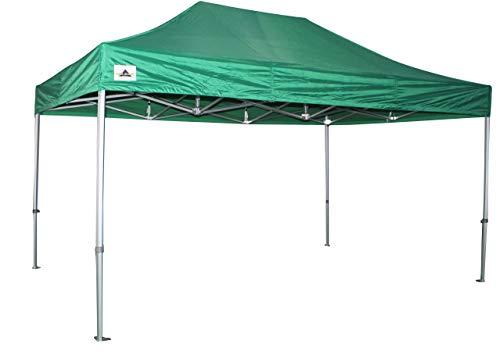 Gala Tent 3m x 4.5m Gala Shade Pro 50 Gazebo (Green)