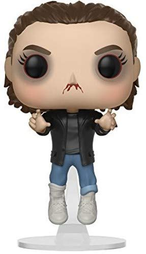 Funko- Pop Television: Stranger Things-Eleven (Elevated) Fig