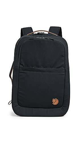 FJÄLLRÄVEN Travel Pack Rucksack, Black, 46 cm