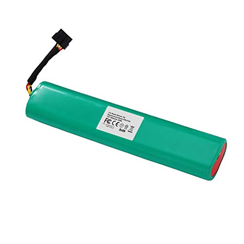 Dutyone 3000mAh 12V Replacement Battery for Neato Botvac Series and Botvac D Series Neato Battery Neato Botvac Battery 70e, 75, 80, 85, Neato Robot Vacuum Cleaners Ni-Mh Battery Batteries Dining Features Kitchen
