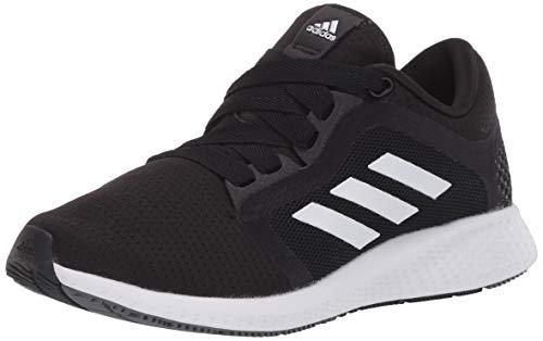 adidas Women#039s Edge Lux 4 Running Shoe Black/White/Grey 9