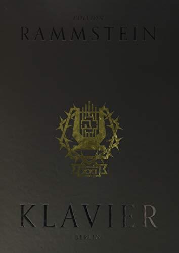 Rammstein: XXI Notenbuch Klavier - Deutsche Ausgabe inklusive CD: CD, Songbook für Klavier, Gesang