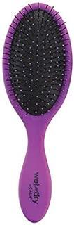 Cala Wet-n-dry purple hair brush