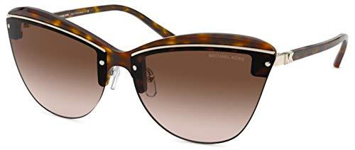 Michael Kors gafas de sol MK2113 CONDADO 333313 DK AGRAVIO de la habana marrón tamaño 66 mm de mujer