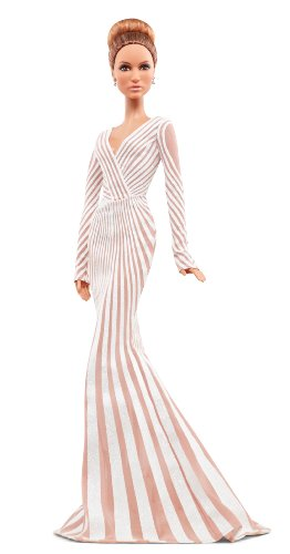 Barbie - Glamour Jennifer López, muñeca Fashion (Mattel